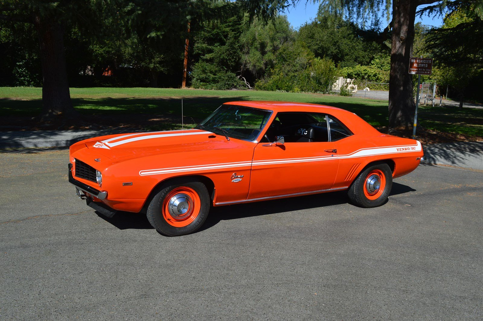 Pre Owned 1969 Chevrolet Camaro Yenko Tribute Big Block In 1968