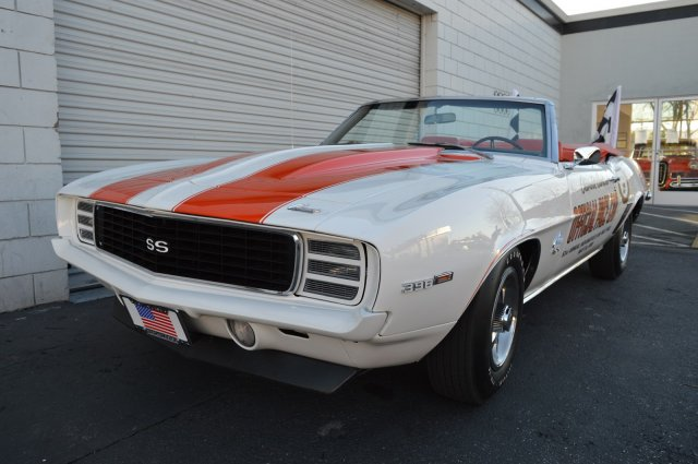 Pre-Owned 1969 Chevrolet Camaro True Z11 396 4 Speed Indy Pace Car Showroom  Condition