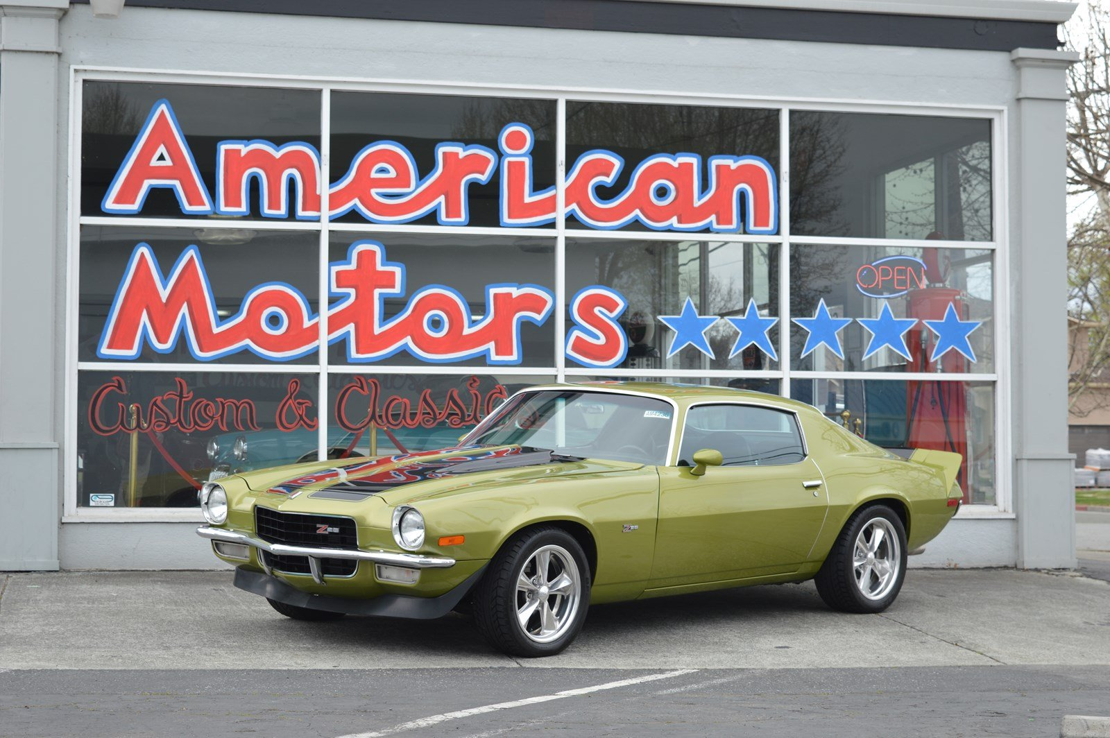 Pre-Owned 1971 Chevrolet Camaro