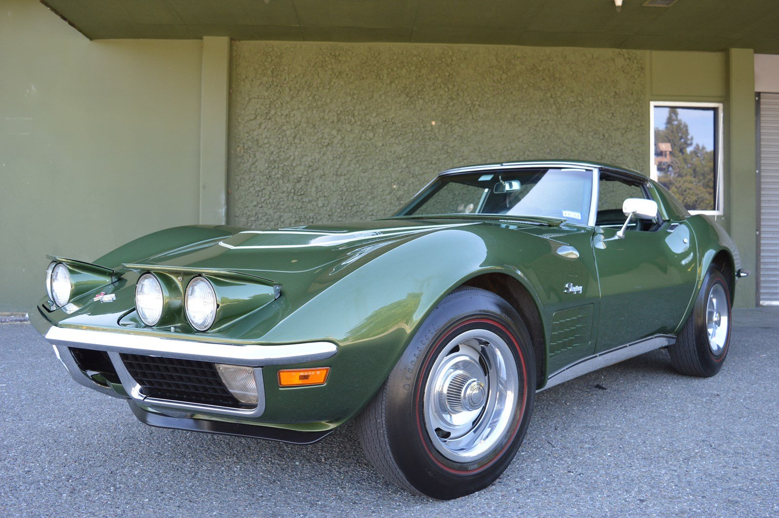 Stevens Creek Chevrolet >> Pre Owned 1970 Chevrolet Corvette Coupe In San Jose Am4047