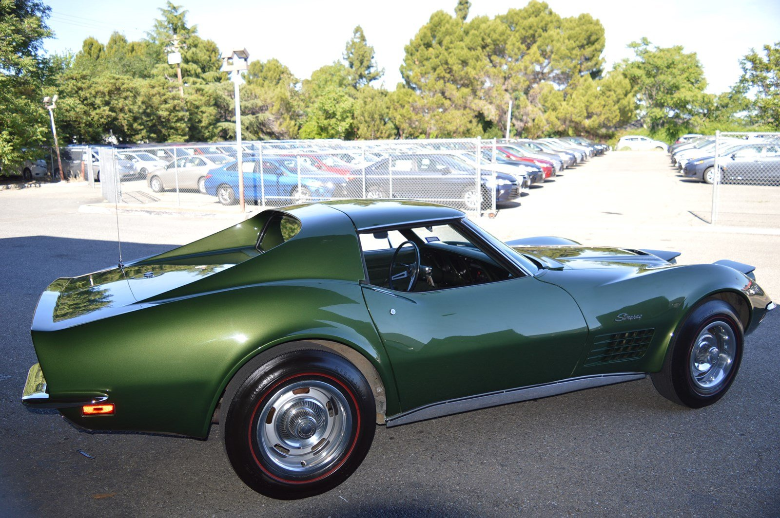 pre owned 1970 chevrolet corvette coupe in san jose am4047 rh stevenscreektoyota com 1970 corvette owners manual download 1972 Corvette