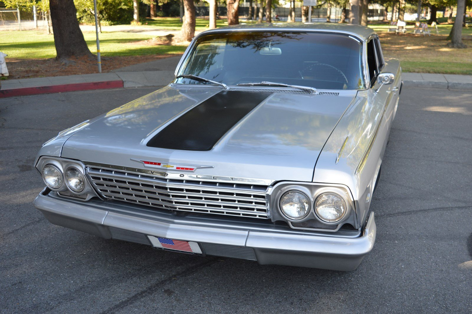Stevens Creek Chevrolet >> Pre Owned 1962 Chevrolet Impala In San Jose Am4101 Stevens Creek
