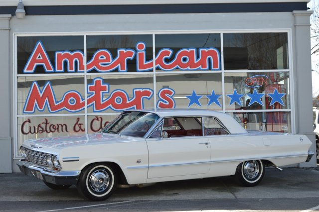 Pre-Owned 1963 Chevrolet Impala SS 409 Numbers Matching Gorgeous True SS 409 4 Speed Restored