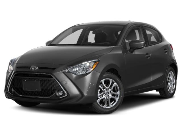 New 2020 Toyota Yaris LE
