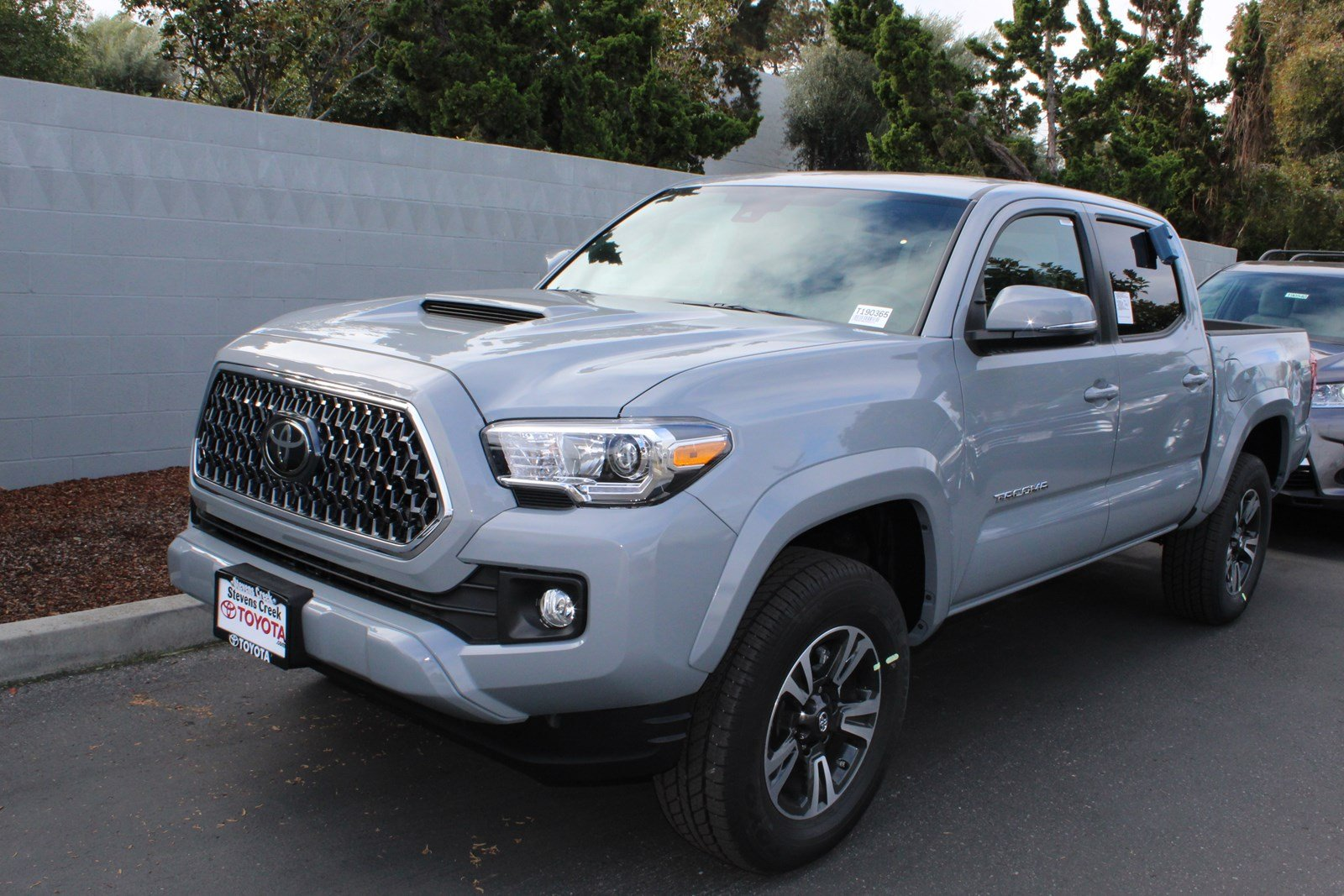 New 2019 Toyota Tacoma Trd Sport Double Cab In San Jose T190365