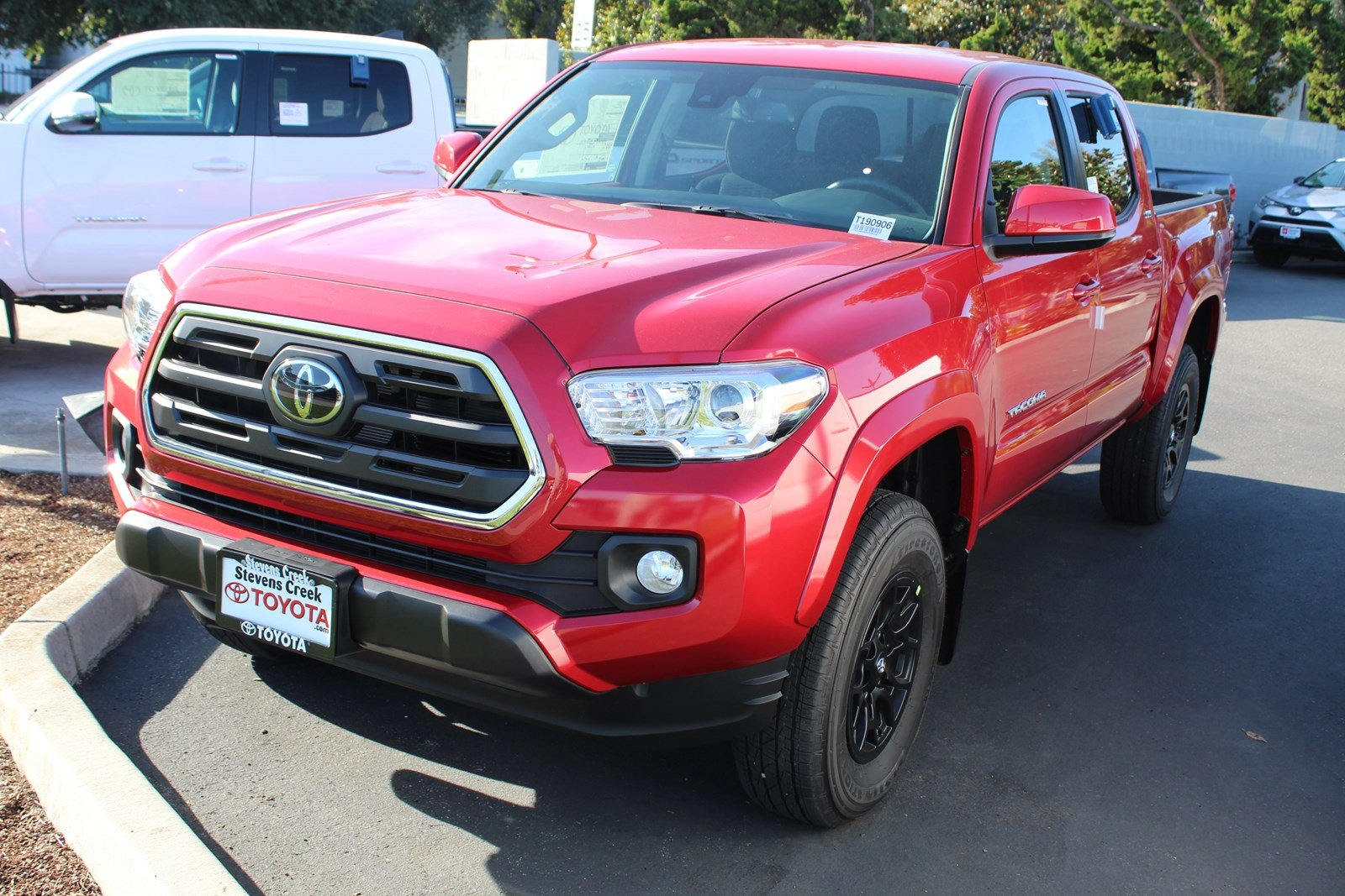 New 2019 Toyota Tacoma Sr5 Double Cab In San Jose T190906 Stevens