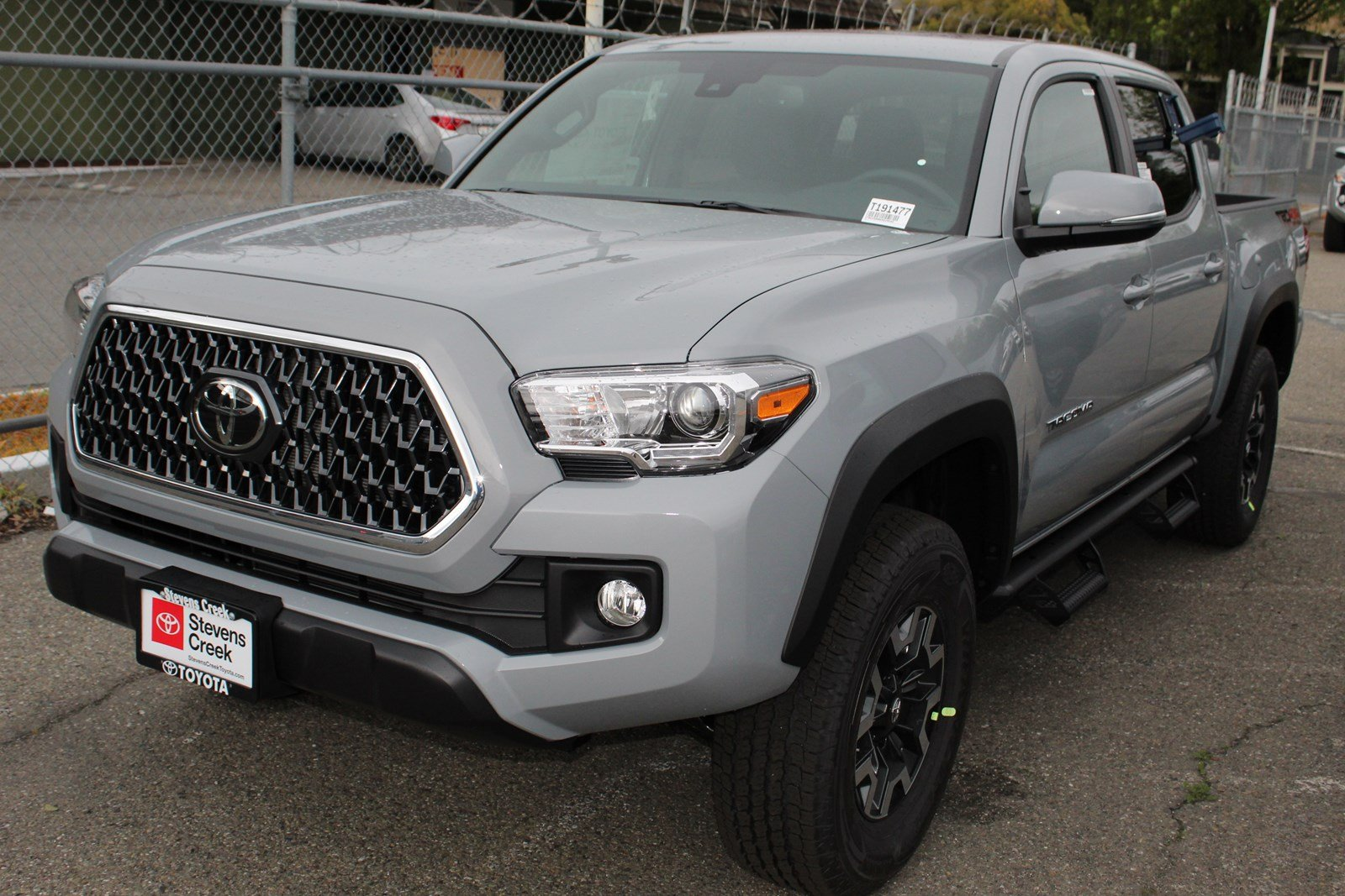 New 2019 Toyota Tacoma Trd Off Road Double Cab In San Jose T191477