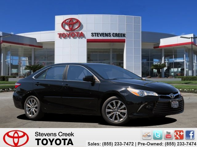 Toyota Camry Used >> Certified Pre Owned 2015 Toyota Camry Xle 4dr Car In San Jose