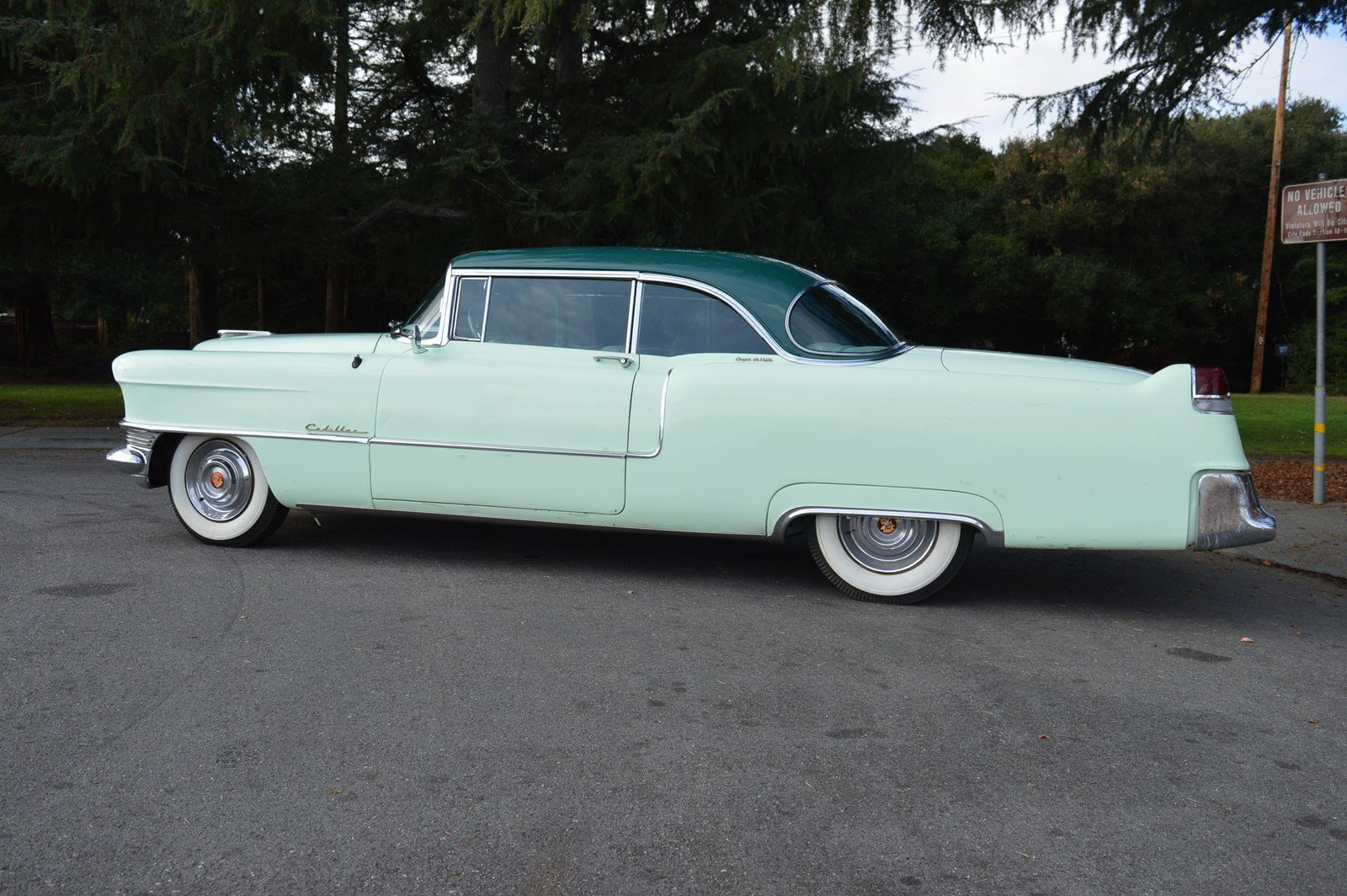Pre Owned 1955 Cadillac Series 62 In San Jose Am4068 Stevens 79 Trans Am Alternator Wiring Diagram