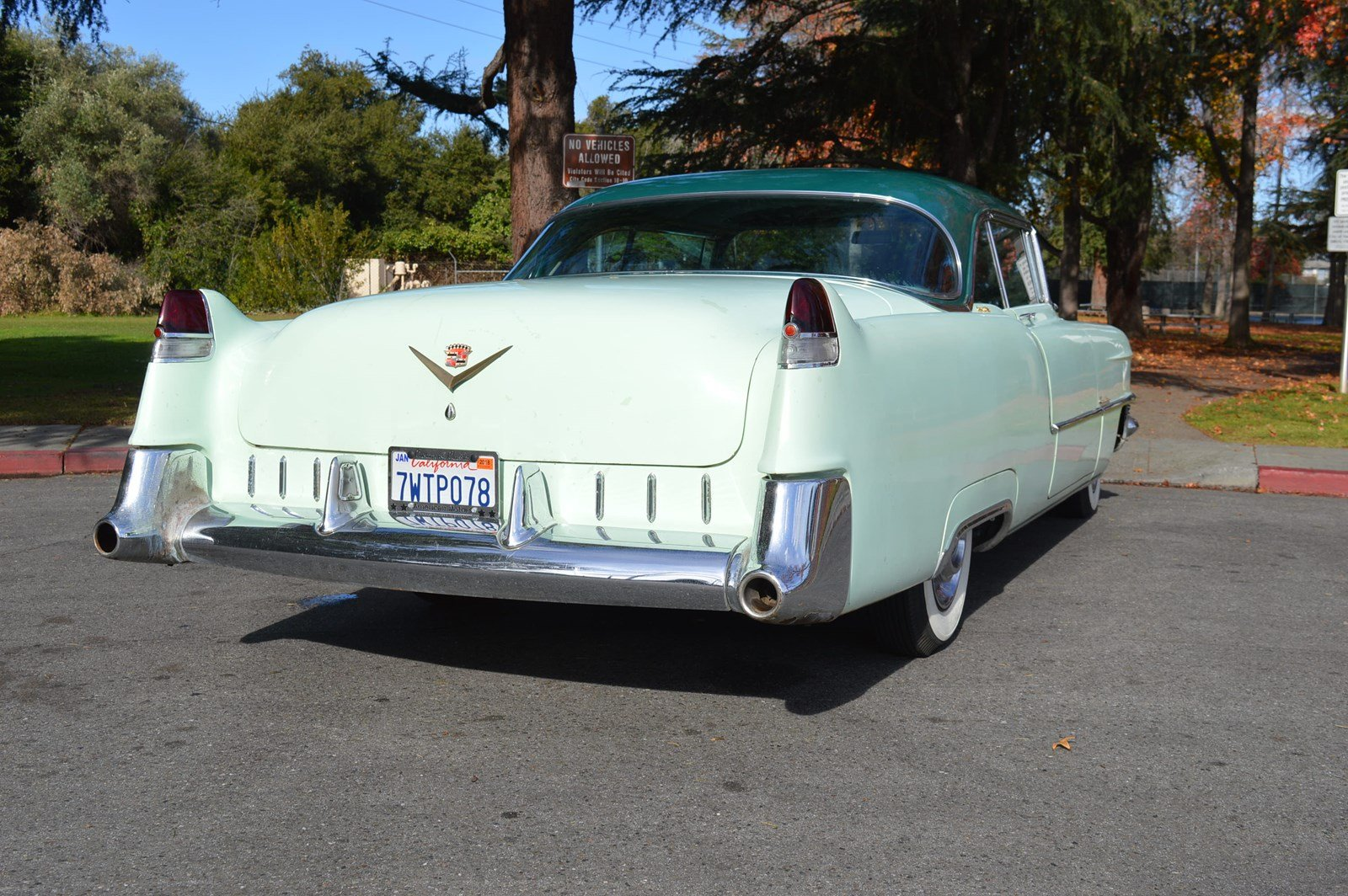 Pre Owned 1955 Cadillac Series 62 In San Jose Am4068 Stevens 79 Trans Am Alternator Wiring Diagram Creek Toyota
