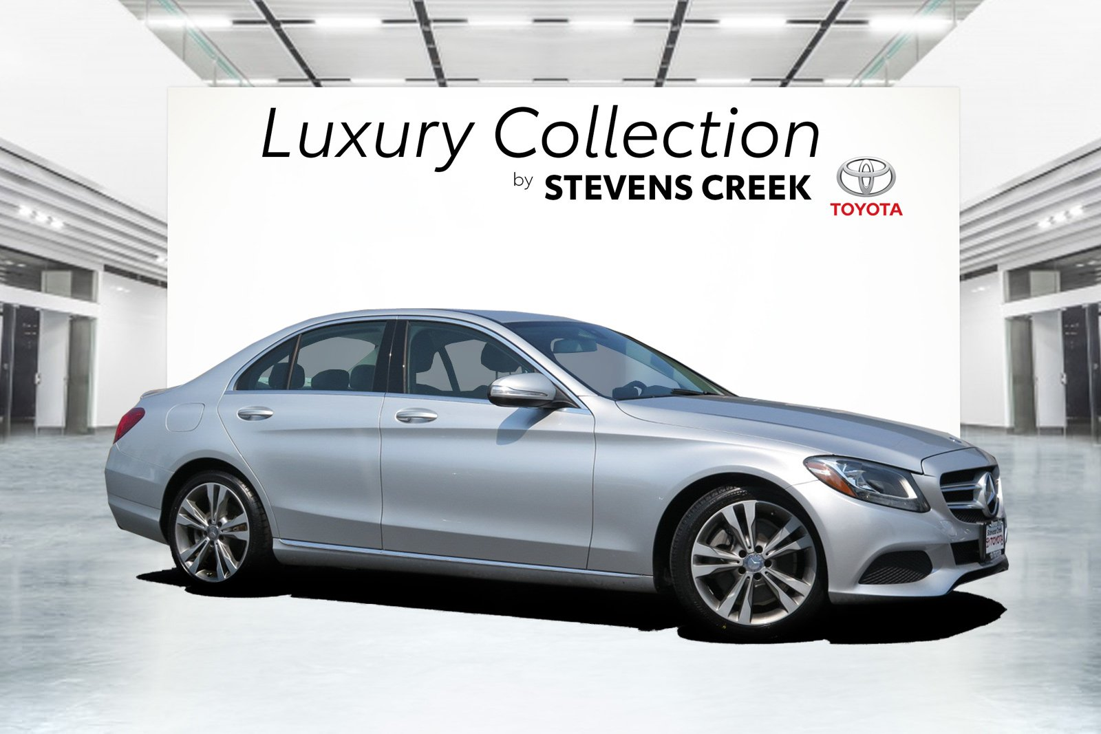 Mercedes Stevens Creek >> Pre Owned 2015 Mercedes Benz C Class C 300 Sedan 4dr Car In San Jose