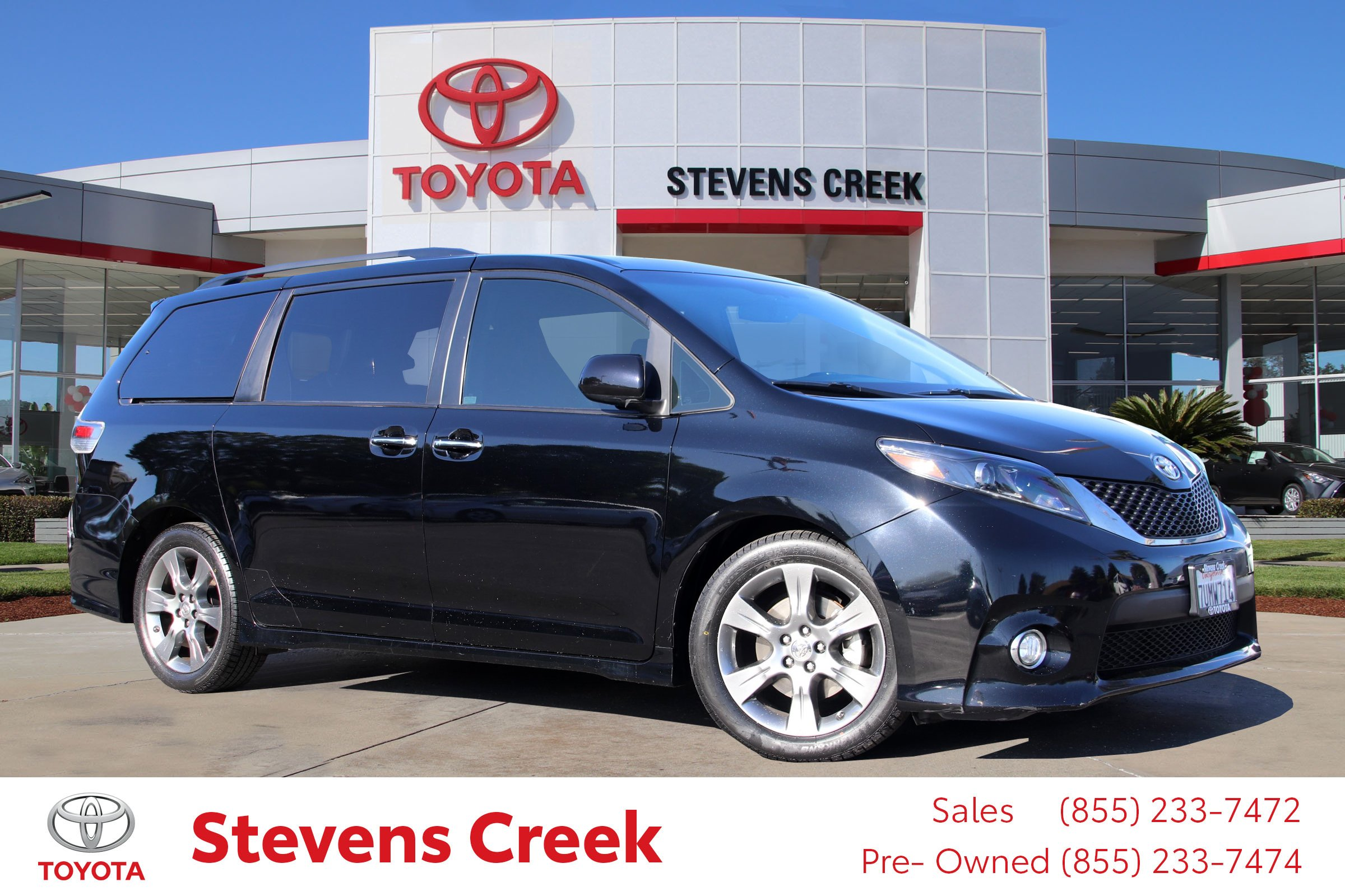 Certified Pre-Owned 2016 Toyota Sienna SE
