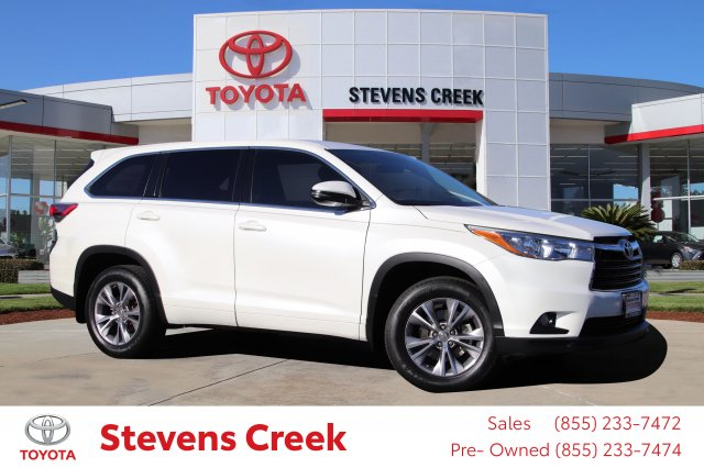 2015 Toyota Highlander For Sale >> Pre Owned 2015 Toyota Highlander Le Plus Sport Utility Fwd Sport Utility
