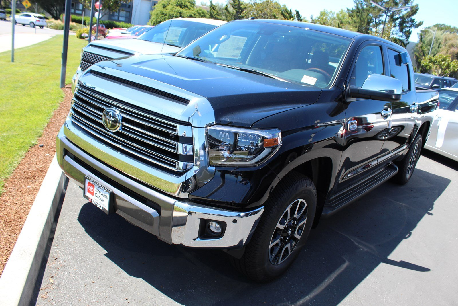 Tundra 1794 Edition >> New 2019 Toyota Tundra 1794 Edition Crewmax 5 5 Bed 5 7l Natl