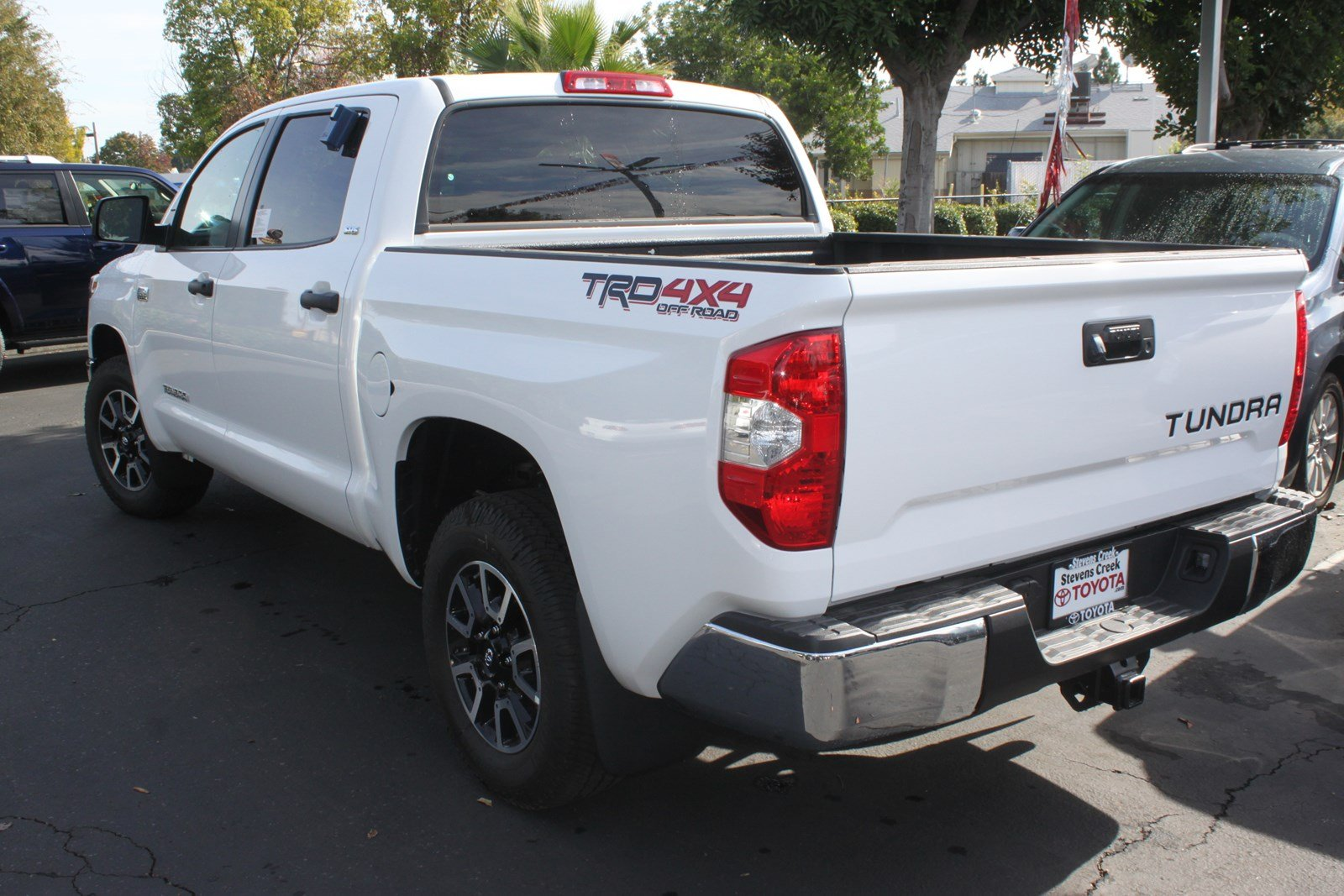 New 2018 Toyota Tundra SR5 CrewMax in San Jose #T180802 ...