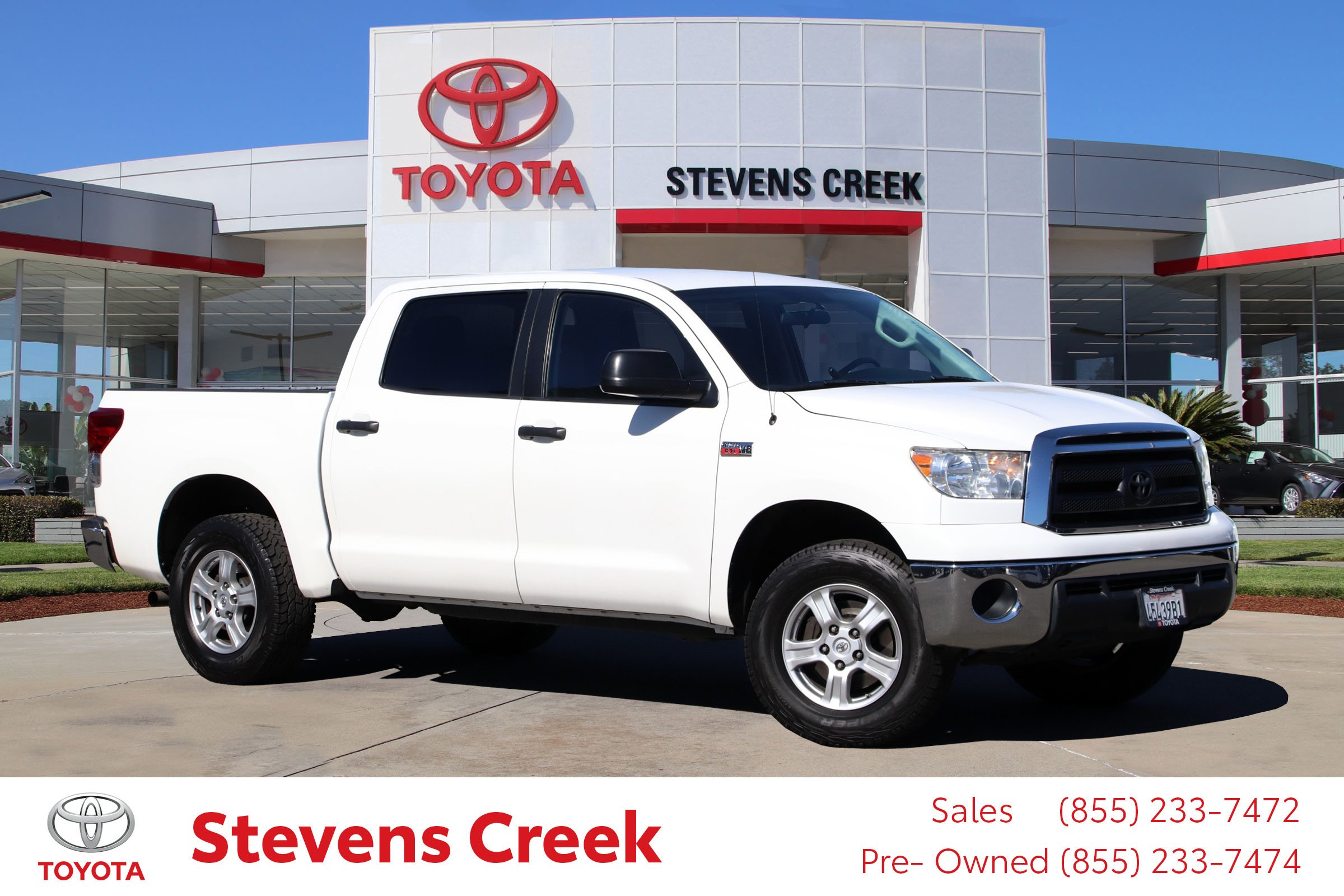 Pre-Owned 2011 Toyota Tundra 2WD Truck Pickup 5 1/2 Ft