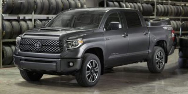New 2019 Toyota Tundra Limited CrewMax With Navigation & 4WD