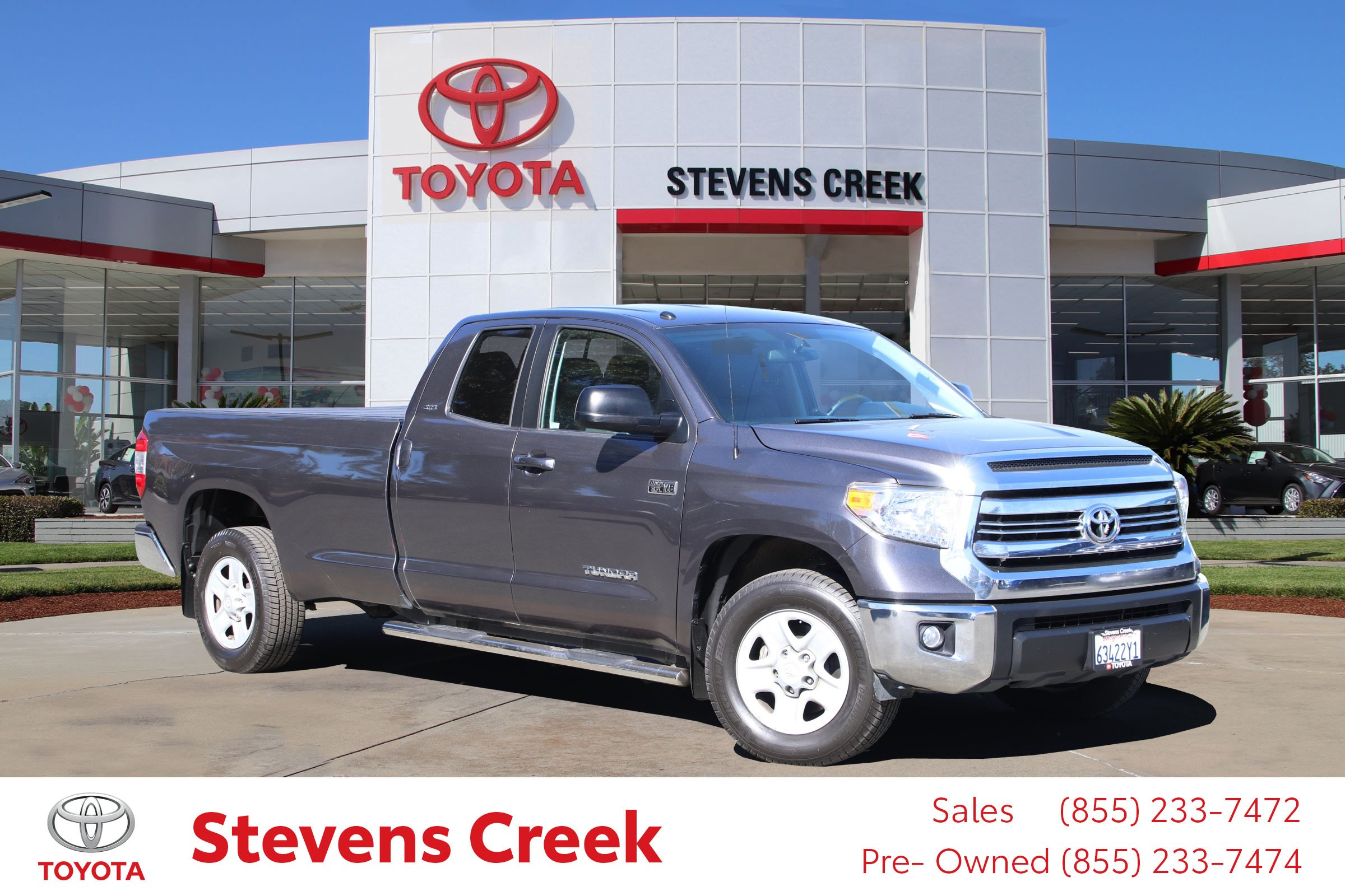 Certified Pre-Owned 2016 Toyota Tundra 2WD Truck Sr5 Pickup 8 Ft
