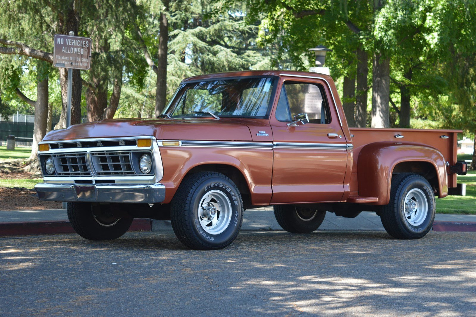 1970 Ford Pickup Short Bed Pre Owned Ranger Rare Stepside Incredible Documentation 1600x1064