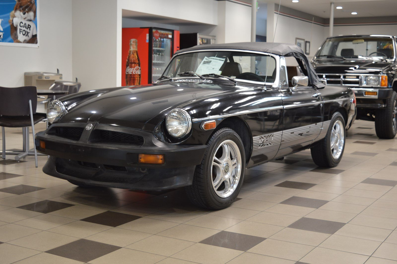 Pre Owned 1979 MG GB Limited In San Jose AM4183