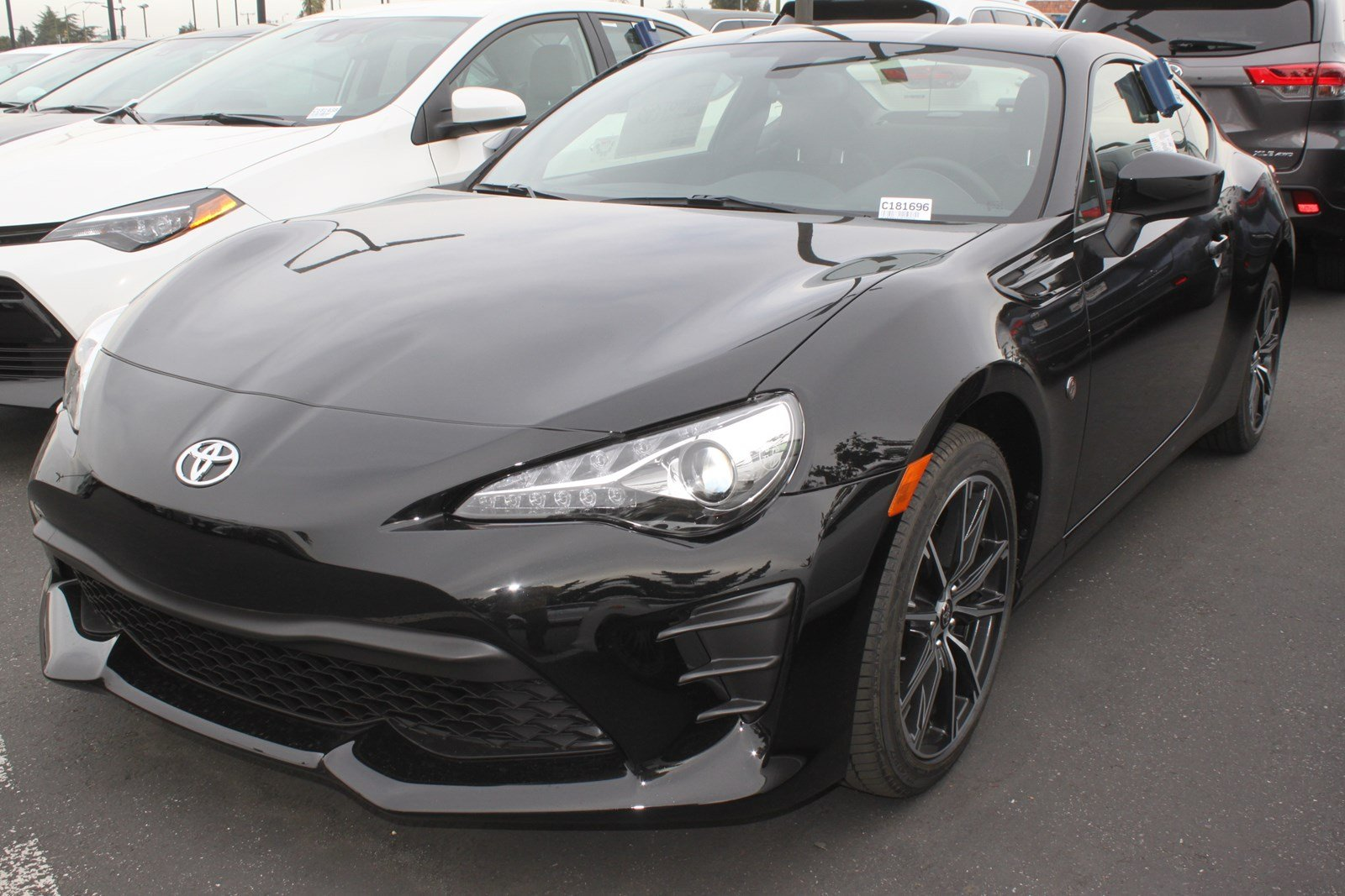 New 2018 Toyota 86 2dr Car In San Jose C181696 Stevens