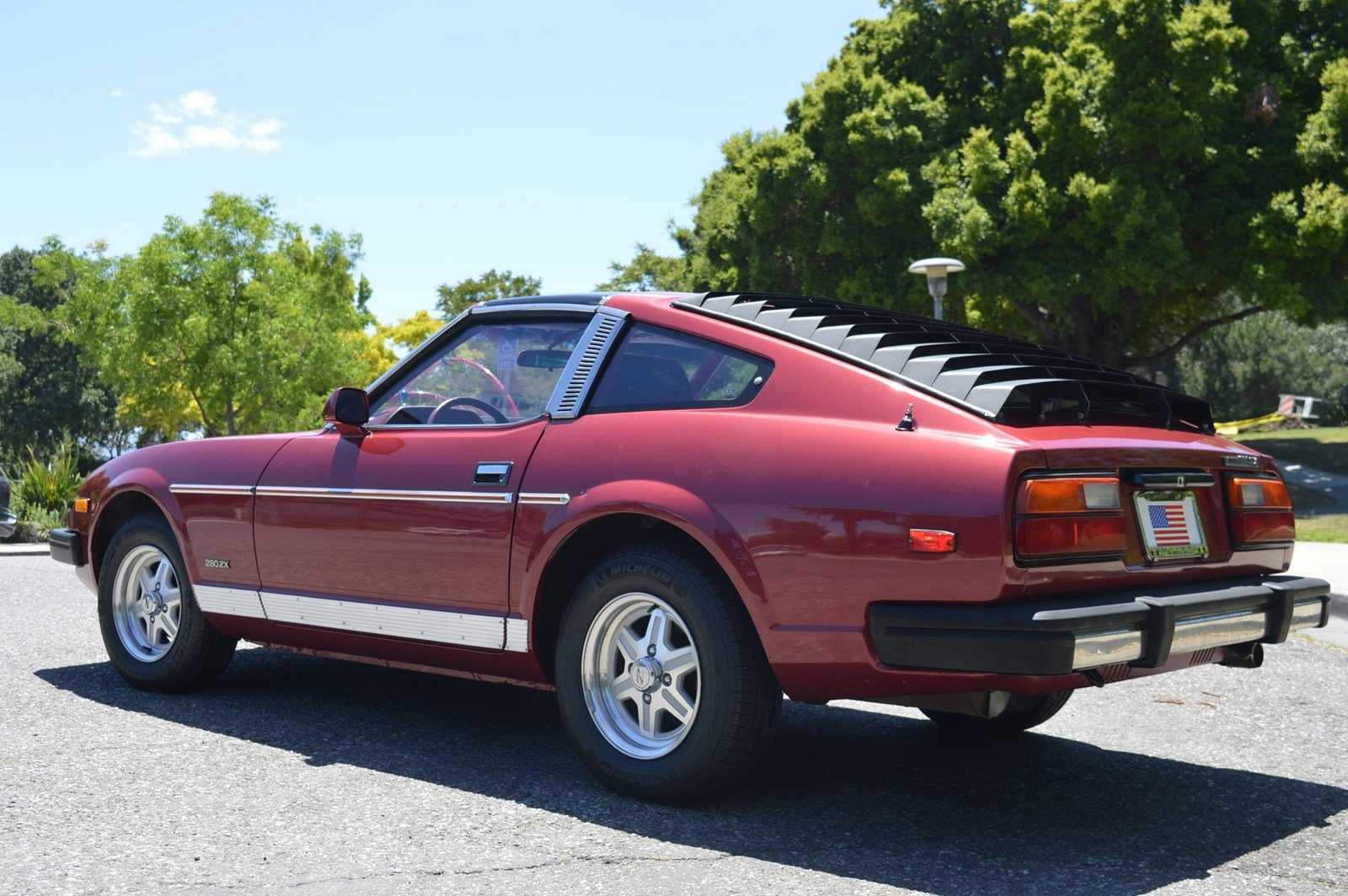 Pre-Owned 1981 Datsun 280ZX Hatchback 2 Dr. in San Jose # ...