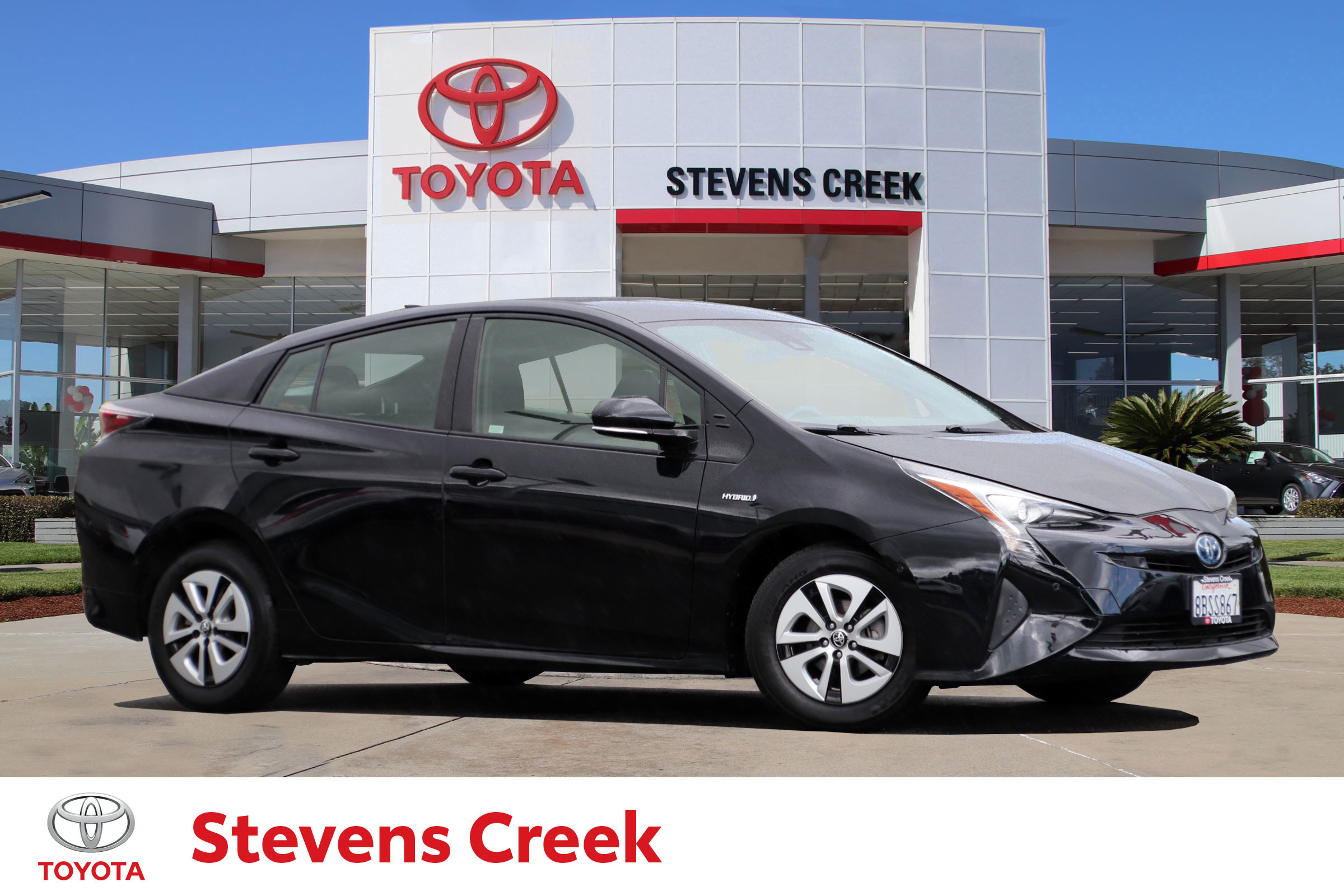 Certified Pre-Owned 2017 Toyota Prius