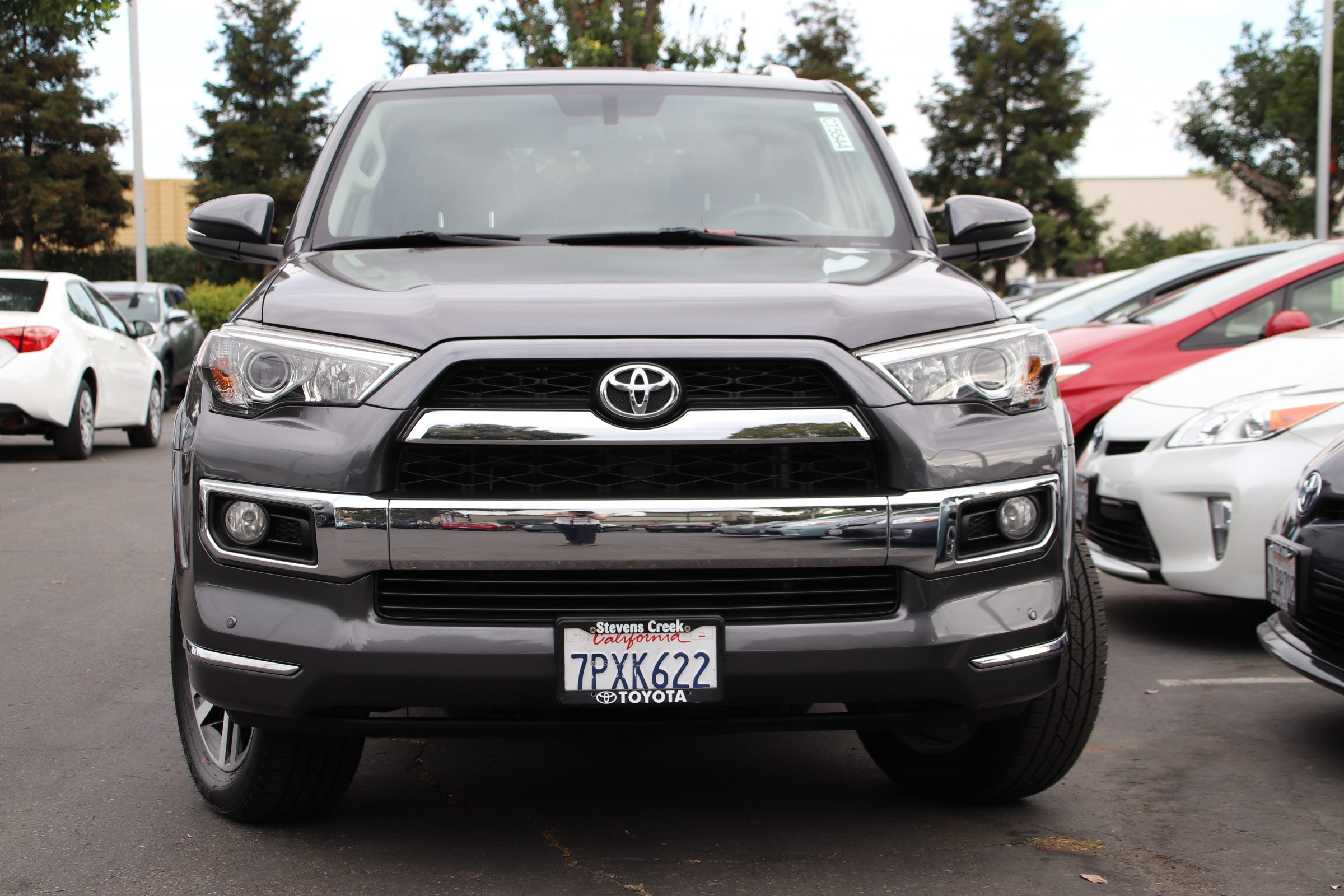 Certified Pre Owned 2016 Toyota 4Runner SR5 Sport Utility in San
