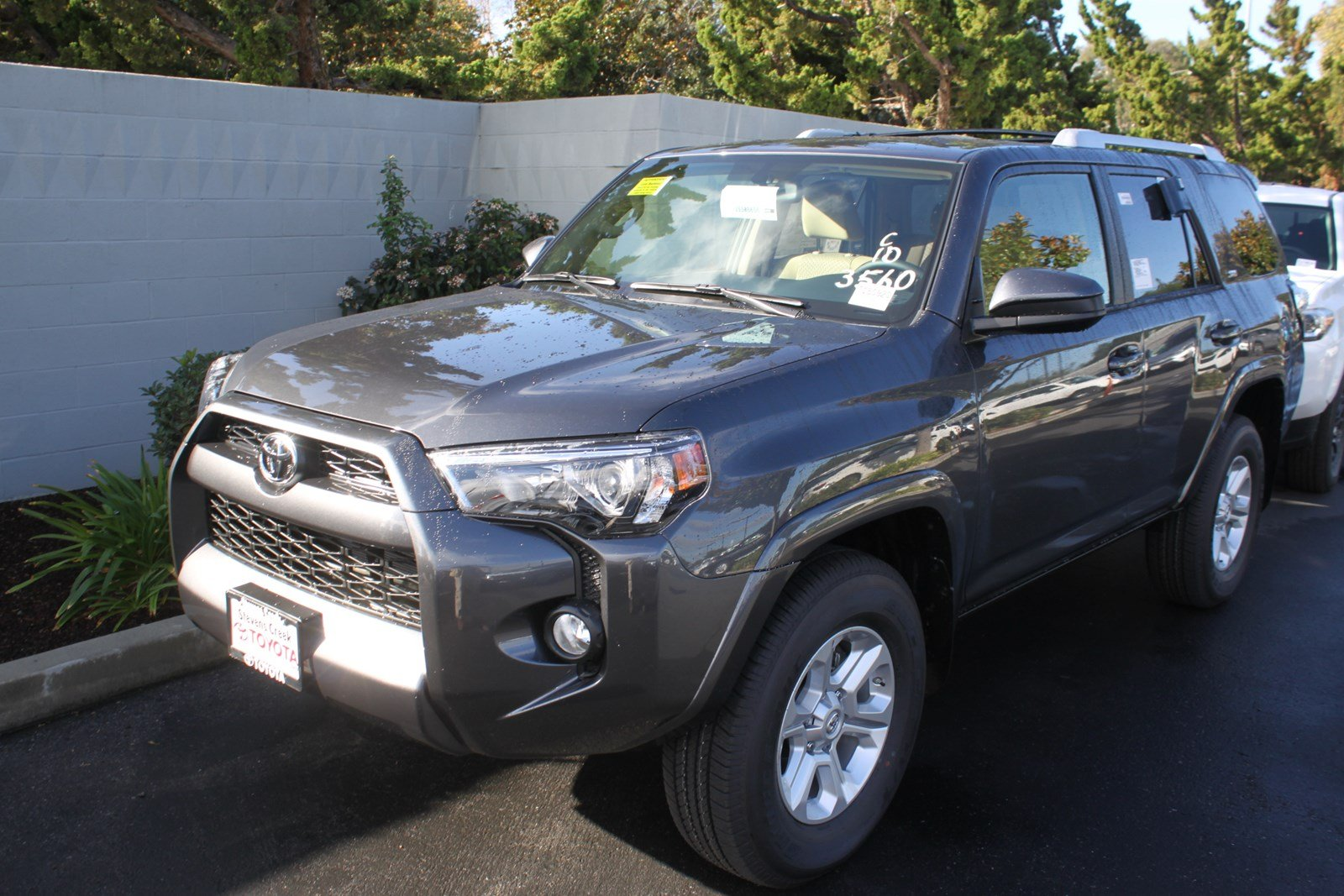 New 2018 Toyota 4runner Sr5 Sport Utility In San Jose