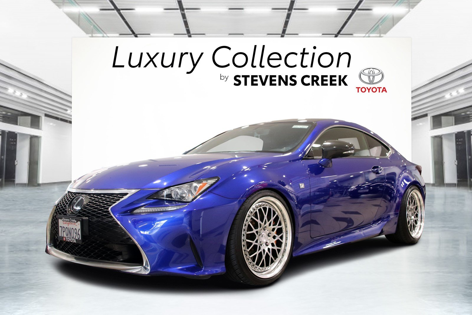 Pre-Owned 2016 Lexus RC 200t Rc 200t Coupe