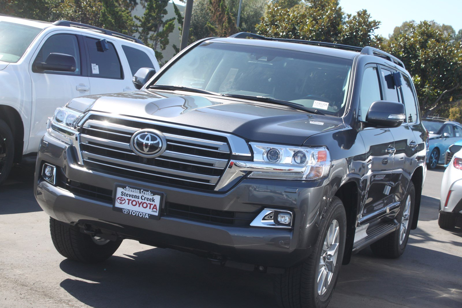New 2019 Toyota Land Cruiser Sport Utility In San Jose T190305 1973 Interior