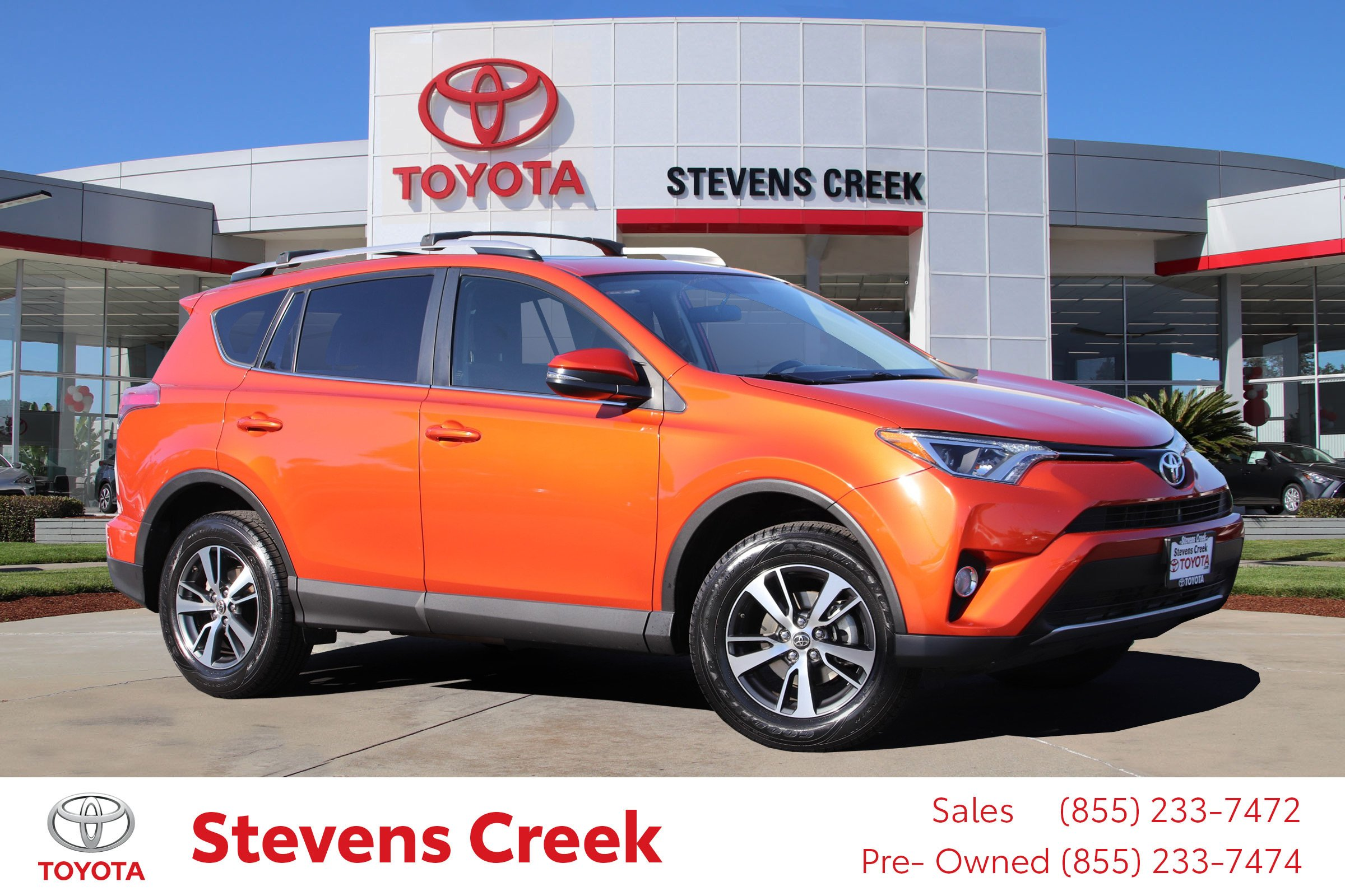 Certified Pre Owned 2016 Toyota RAV4 SP Sport Utility in San Jose