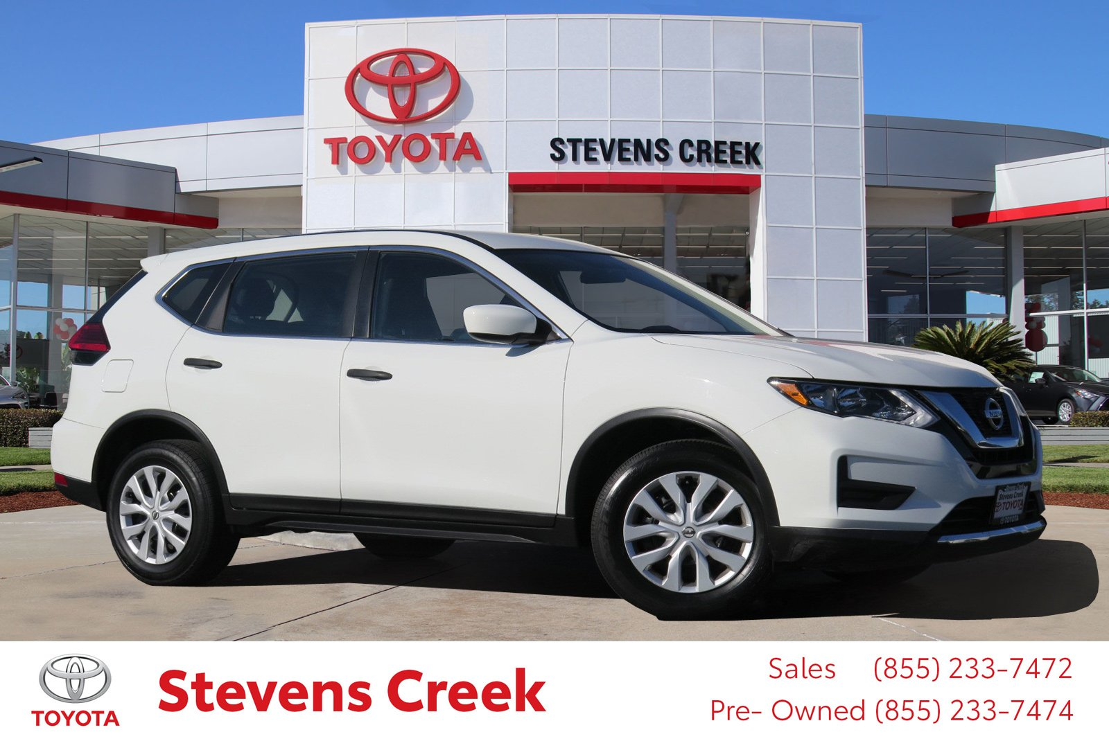 Lovely Pre Owned 2017 Nissan Rogue S