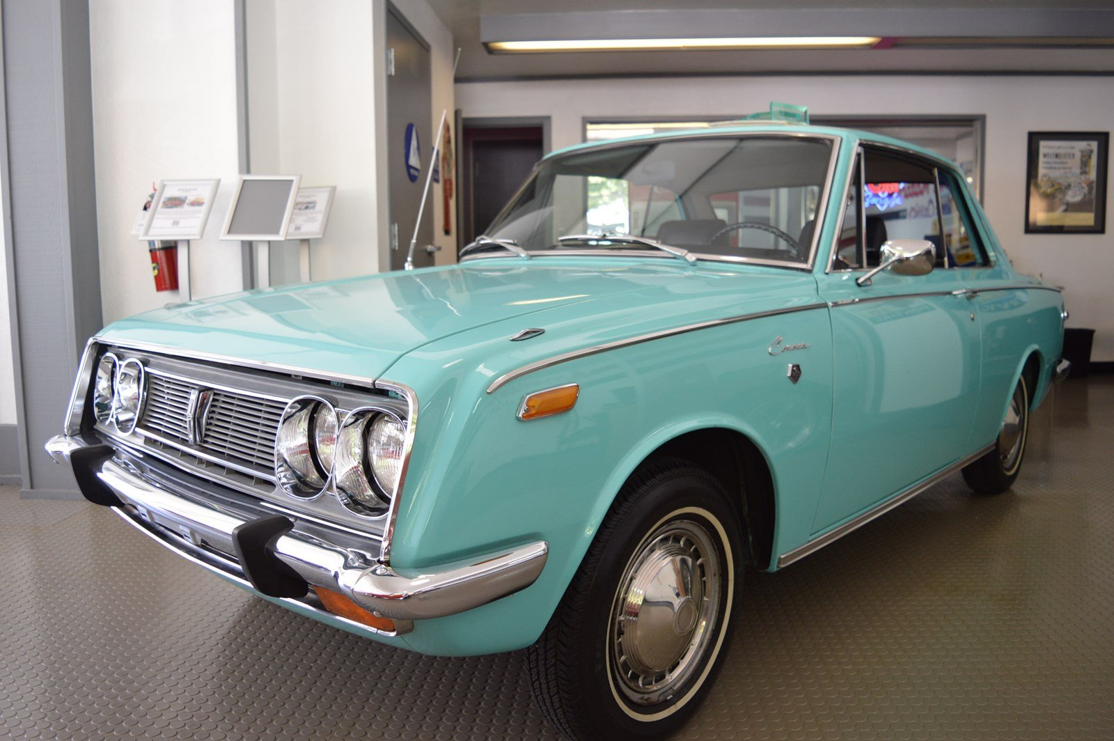 Pre Owned 1969 Toyota Corona Coupe Rare Collector Car