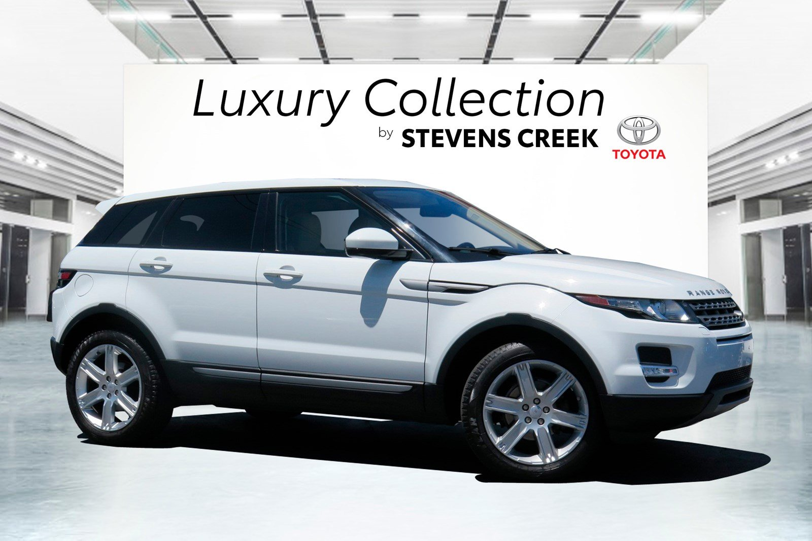 Pre Owned 2015 Land Rover Range Rover Evoque Pure Plus Sport Utility