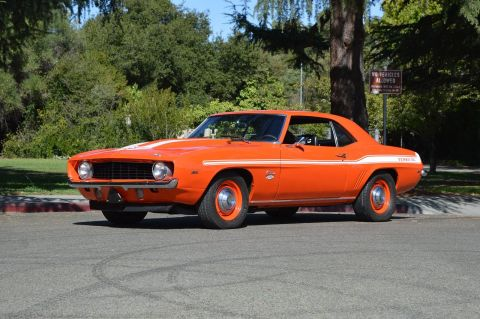 Pre-Owned 1969 Chevrolet Camaro Yenko Tribute Big Block Tribute