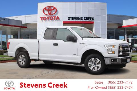 Pre-Owned 2015 Ford F-150 Xlt Pickup 6 1/2 Ft