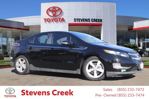 Pre-Owned 2014 Chevrolet Volt Sedan