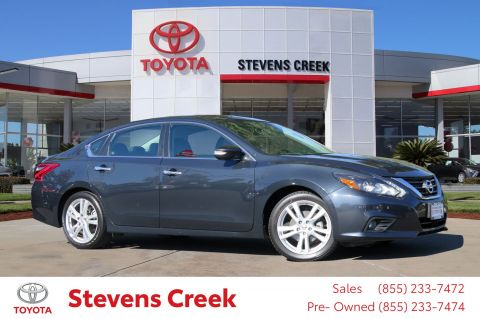 Seminuevo 2017 Nissan Altima 3.5 SL 4dr Car In San Jose #RR5842 | Stevens  Creek Toyota