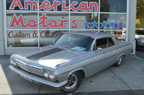 Pre-Owned 1962 Chevrolet Impala
