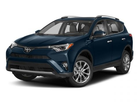New 2018 Toyota RAV4 Limited Sport Utility With Navigation & AWD