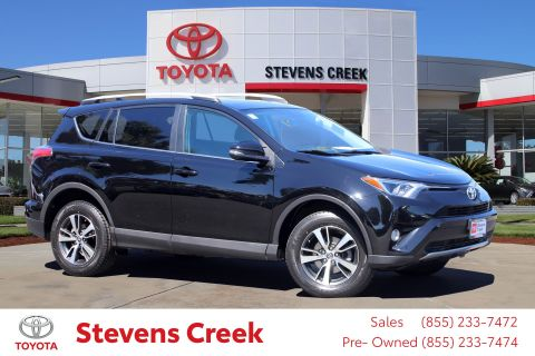 Certified Pre-Owned 2016 Toyota RAV4 SP