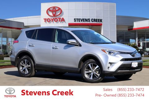 Certified Pre-Owned 2018 Toyota RAV4 Xle Sport Utility