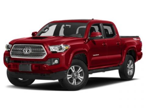Certified Pre-Owned 2018 Toyota Tacoma Sr5 Pickup 6 Ft