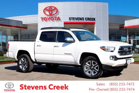 Certified Pre-Owned 2016 Toyota Tacoma DLX