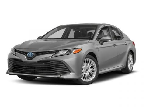 New 2018 Toyota Camry Hybrid XLE 4dr Car