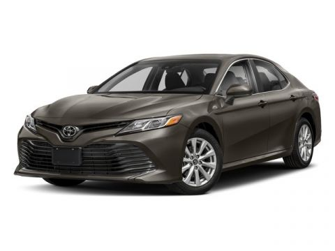 New 2018 Toyota Camry XLE V6 4dr Car With Navigation