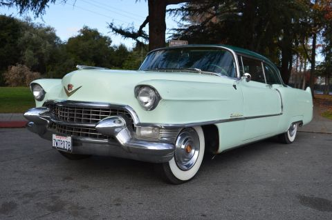 Pre-Owned 1955 Cadillac Series 62