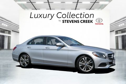Pre-Owned 2015 Mercedes-Benz C-Class C 300 Sedan