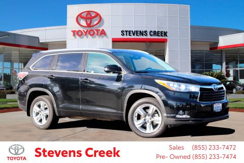 Certified Pre-Owned 2015 Toyota Highlander Hybrid STD